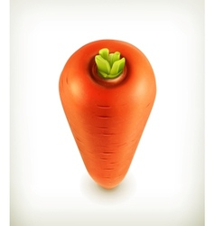 Carrots icon vector image