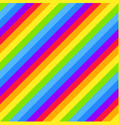 Geometric striped seamless background bright vector