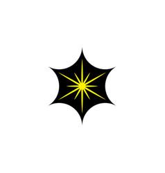 Star icon element logo symbol vector