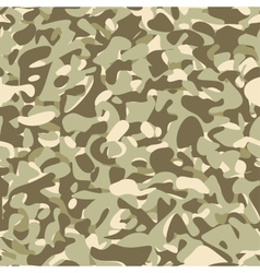 Military camouflage grey pattern vector image vector image