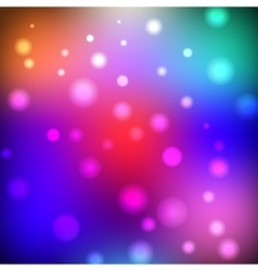 Bright blurred background vector
