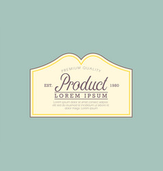 classic banner sale vector image