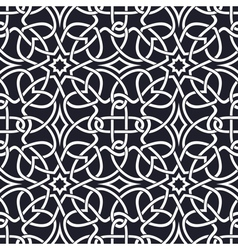 Seamless Celtic patterns vector image vector image
