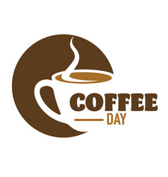 Coffee drink cafe or cafeteria isolated icon vector