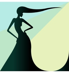 Fashion and beauty vector image