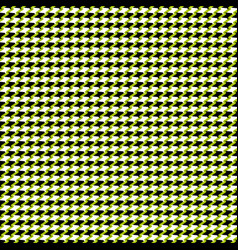 Seamlessly repeatable geometric pattern with vector