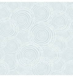 Tender seamless helix pattern Winter colection vector image