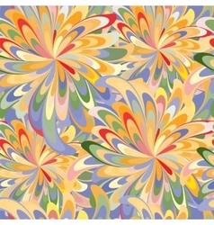 Bright abstract pattern vector image vector image