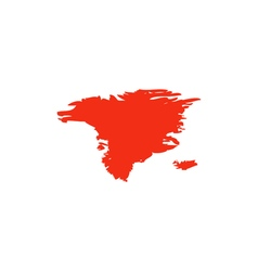 Alaska Icon vector image