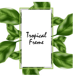 beautiful floral wreath wedding invitation card te vector image