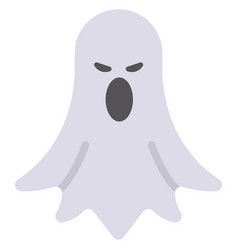 Ghost flat vector