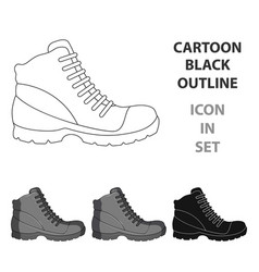 grey men shoes oxfords casual shoes for autumn vector image
