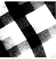 Grunge background in scottish style vector