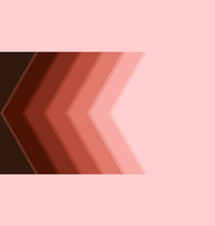 red stack arrow abstract background with copy vector image