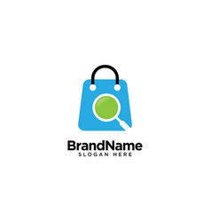 Search store logo design inspiration vector