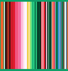 Mexican seamless pattern striped texture for vector