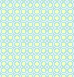 Abstract circles pattern pastel background vector