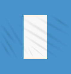 Flag guatemala swaying in wind realistic vector