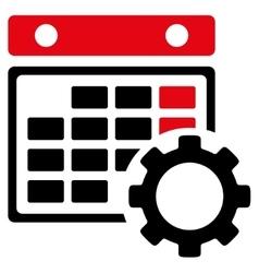 Organizer Preferences Icon vector