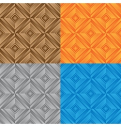 Seamless parquet vector image