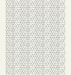 seamless pattern grid vector image