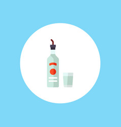 liquor icon sign symbol vector image