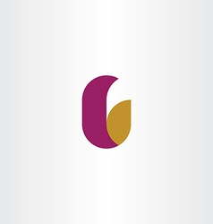 letter l logo icon symbol element design clip art vector image vector image