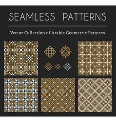 Geometric Patterns vector