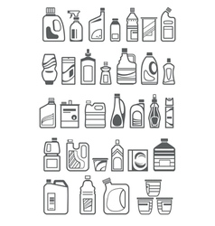 household1 vector image