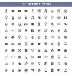Science icon6 vector image vector image