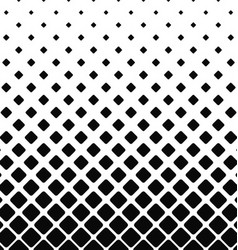 Black and white rounded square pattern design vector