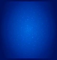 Blue deep sea background with sparkles and vector