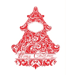 Firtree ornament 2 380 vector