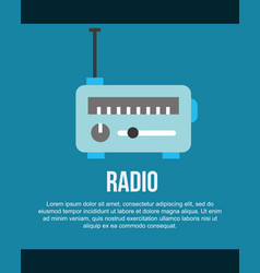 news communication related vector image
