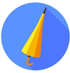 Icon of umbrella vector image
