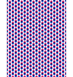 Abstract overlay polka dot seamless background vector
