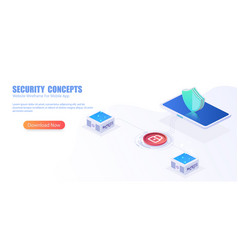 lock security safe privacy or other concept vector image