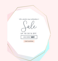 trendy abstract minimal chic geometric gradient vector image