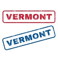 Vermont Rubber Stamps vector