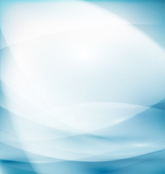 Abstract flow smooth and clean background vector image vector image