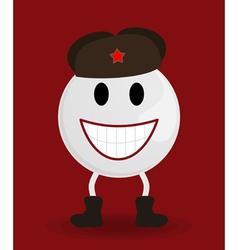 Soviet smile vector