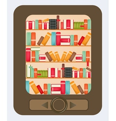 Ebook vector
