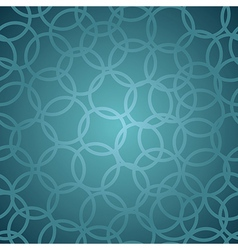Stylish circle pattern vector