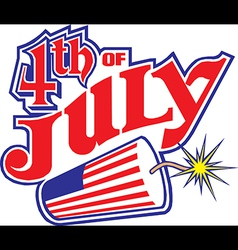 The fourth july vector