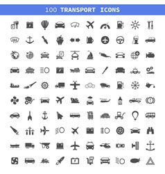 Transport icons7 vector