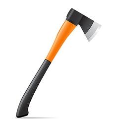 Tool axe 01 vector