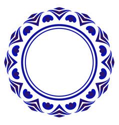 Ceramic design vector