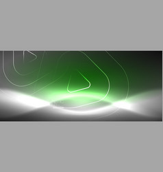 neon color abstract background vector image