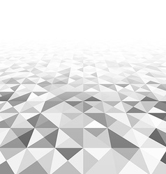 Perspective triangular surface vector