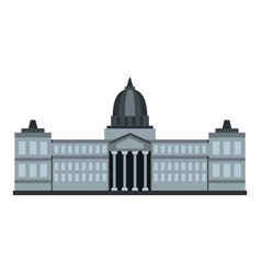national congress building argentina icon vector image